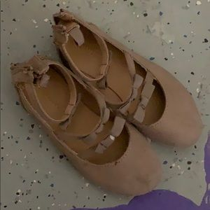 Old Navy size 9 bow flats